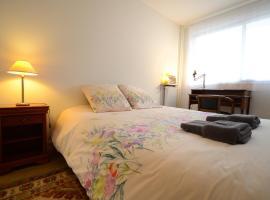Marais Classic Charm Apartment