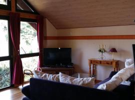 Atelier Apartment Fritzen, Veldenz