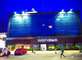 Hotel Swosti Bhubaneswar