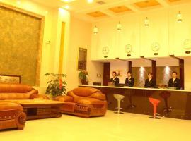 Jinkailai Business Hotel Qingdao Beer Street