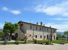Casale Rotoloni, Protte