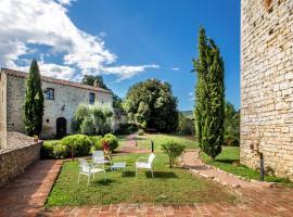 Castello Valenzino, Pierantonio