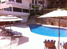 Villa Guitarron, Acapulco