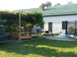 Karostas namiņš, Liepāja