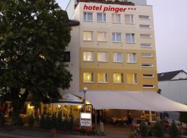 Hotel Pinger, Remagen