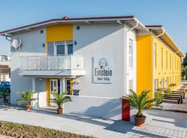 FairSleep Motel Einstein Erding, Έρντινγκ