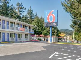 Motel 6 Eugene South - Springfield, Юджин