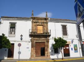 Casa Palacio S. XVI, Cazalla de la Sierra