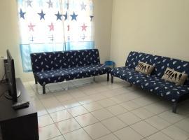 Chin Chin's Apartment, Kota Kinabalu