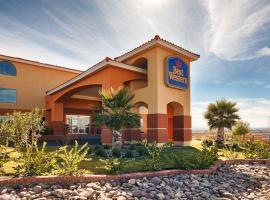 Best Western East El Paso Inn, Clint