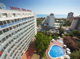 Hotel Tres Anclas, Gandie
