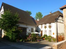 Maison d'hôtes La Renardière, Reichshoffen