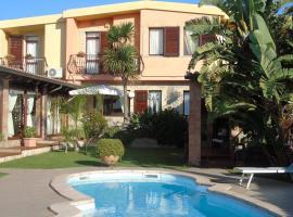 Villa Graziosa, Quartu Sant'Elena