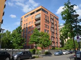 Deluxe Apartment Deutschherrnufer, Frankfurt