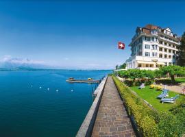 Hotel Bellevue au Lac, Hilterfingen