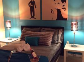 One-Bedroom Vacation Apartment, North Hollywood