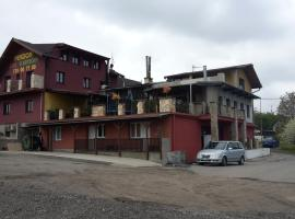 Penzion u Krtečka, Šenov