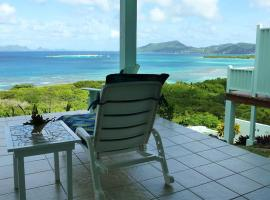 Seaclusion Suites, Carriacou