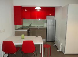 Violeta Apartments, Città di Lefkada