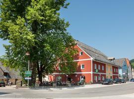 Gasthof Post, Sankt Gallen