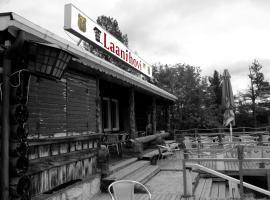 Hotel Laanihovi, Saariselka