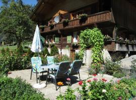 Apartment Lindi, Lütschental