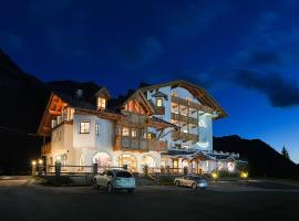 Hotel Cristallo, Passo San Pellegrino
