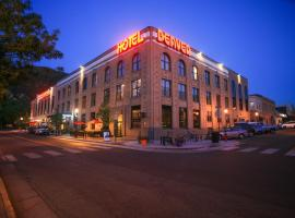 Hotel Denver, Glenwood Springs