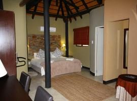 Lapa Lange Game Lodge, Mariental