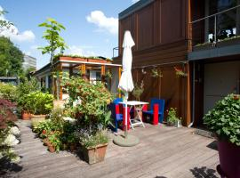 Boathouse Apartment, Amsterdam