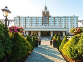 Garden City Hotel, Garden City