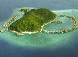 Huma Island Resort and Spa, Busuanga
