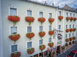 Hotel zur Rose, Rüdesheim am Rhein