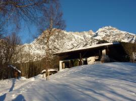 Quaile House, Hinterthal