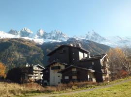 Appartement Le Clos du Savoy, Chamonix-Mont-Blanc