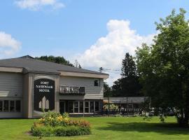 The Fort Nashwaak Motel, Fredericton