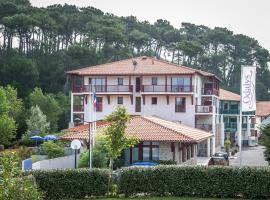 Hôtel Restaurant Erromardie, Saint-Jean-de-Luz