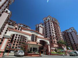 Marina Court Resort Penthouses, Kota Kinabalu