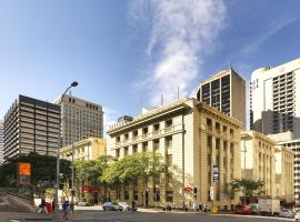 Adina Apartment Hotel Brisbane Anzac Square (formerly Rendezvous)