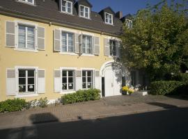 Altes Pfarrhaus Beaumarais, Saarlouis