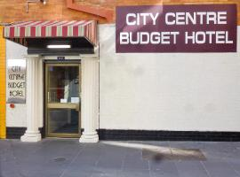 City Centre Budget Hotel, Melbourne