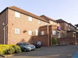 Premier Inn Redditch West (A448), Redditch