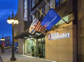 Hilton Garden Inn Chicago Downtown/North Loop, Chicago