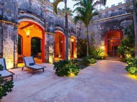 Casa Antigua, Acancéh