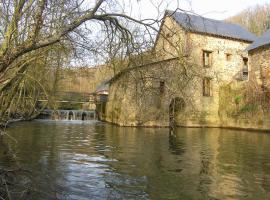 Moulin Du David, Craon