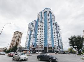 Apartments na Moskovskoy, Ekaterinburg