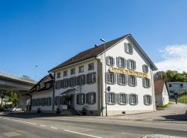Hotel Sternen, Winterthur