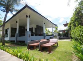 GRAND VILLA BEACH FRONT by SAMUI GARDEN HOME, Lamai Beach