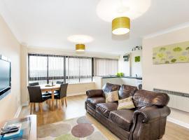 South Row Serviced Apartments - Shortstay MK, Milton Keynes