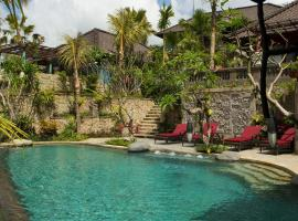 Dwaraka The Royal Villas, Ubud
